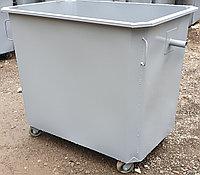 Мусорные контейнеры с колесами (НДС 12% в т.ч.)
