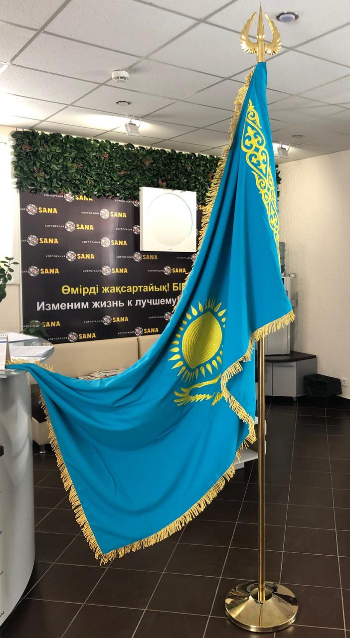 Знамя Республики Казахстан