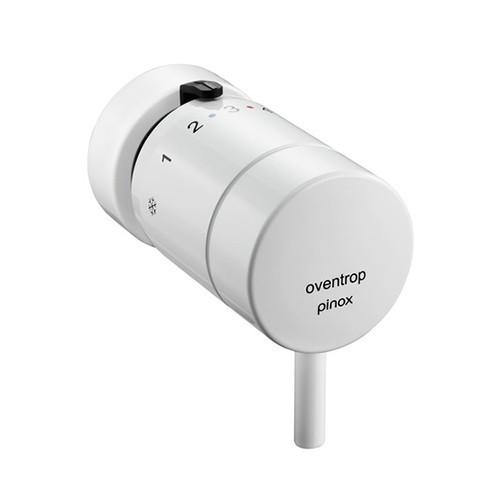 Головка термостатическая Oventrop pinox H - M30x1.5 (без нулевой отметки, цвет белый)
