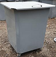 Мусорные контейнеры 0,75м/куб, с крышкой с колесами (НДС 12% в т.ч.)