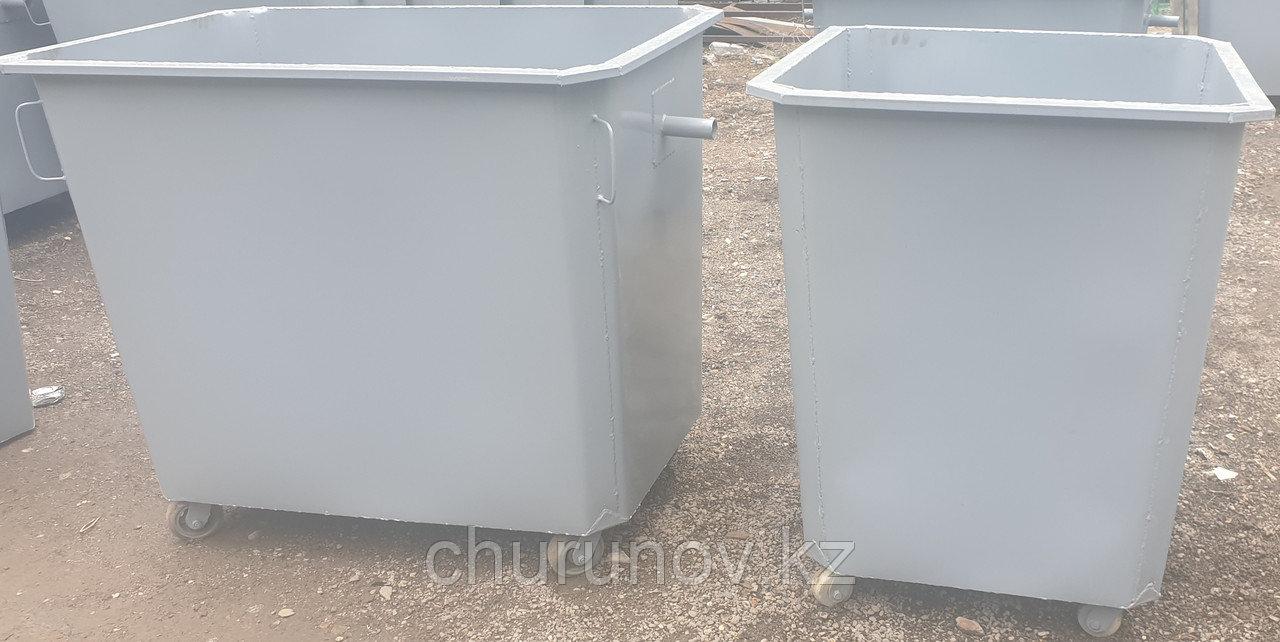 Мусорные контейнеры, баки для мусора (НДС 12% в т.ч.)