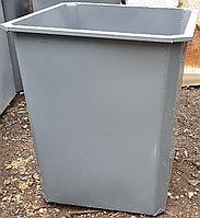 Металлические, мусорные контейнера 0,75м3 (НДС 12% в т.ч.)
