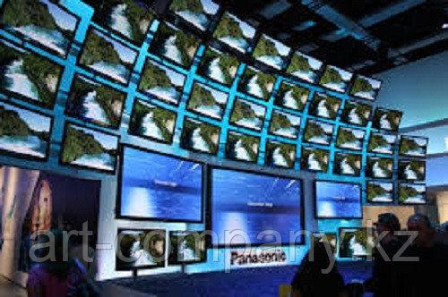 Система видеонаблюдения и видео аналитики