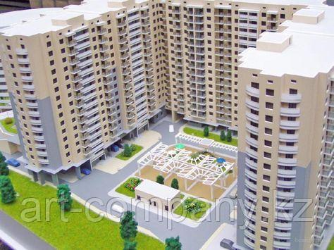 Архитектурные макеты домов - изготовление на заказ
