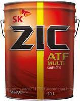 Трансмиссионное масло ZIC ATF MULTI 20литров