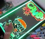 Как наносить изображения на LED-доски.