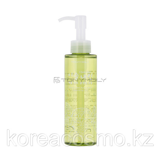 Гидрофильное масло Tony Moly Clean Dew Apple Mint Cleansing Oil