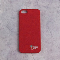 Чехол DEPPA FIFA WORLD CUP RUSSIAN 2018, iphone 5/5S/SE, soft-touch