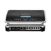 Grandstream UCM6204, IP-АТС, до 75 одновременных разговоров, до 800 IP абонентов, 4FXO, 2FXS