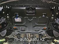 Защита картера двигателя и кпп на Skoda Yeti/Шкода Йети 2013-