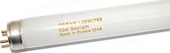 Лампа люминесцентная OSRAM L36 W/765