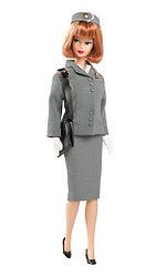 Barbie Коллекционная кукла Винтажная Мода 1966 год, Барби