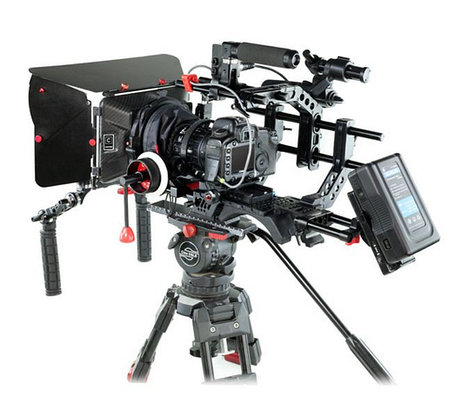 CAMTREE HUNT 3/Плечевой штатив РИГ для DSLR и видеокамер , фото 2