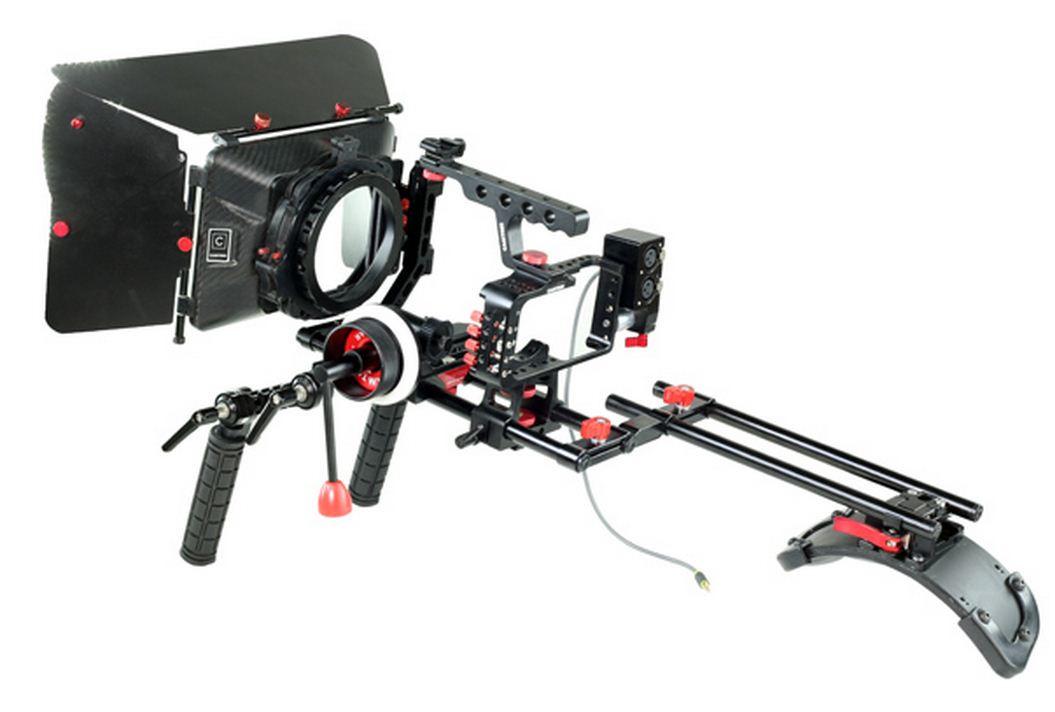 Rig Black Magic Pocket Cinema Camera Плечевой упор-штатив