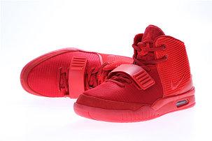 Nike Air Yeezy 2 (Kanye West) красные, фото 2