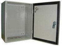 Щит металлический ЩМП-2-0 У2 IP 54 (500×400×220)
