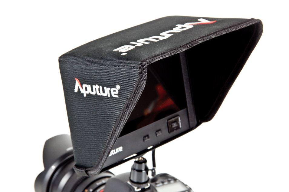 7''/ Монитор для операторского крана /HDMI, AV,YPbPr/ APATURE V1+ Аккумулятор и зарядное уст.