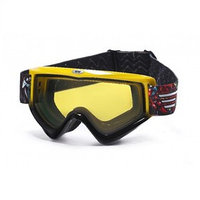Детские очки Torrhet Yh-96 Snow, Black/yellow