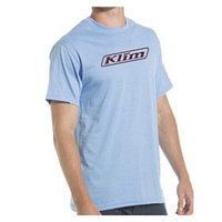 Футболка Word T 3734-000- Klim, Md, Blue