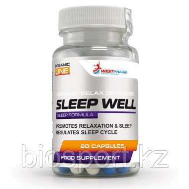 Sleep Well - 60 капсул (West Pharm)