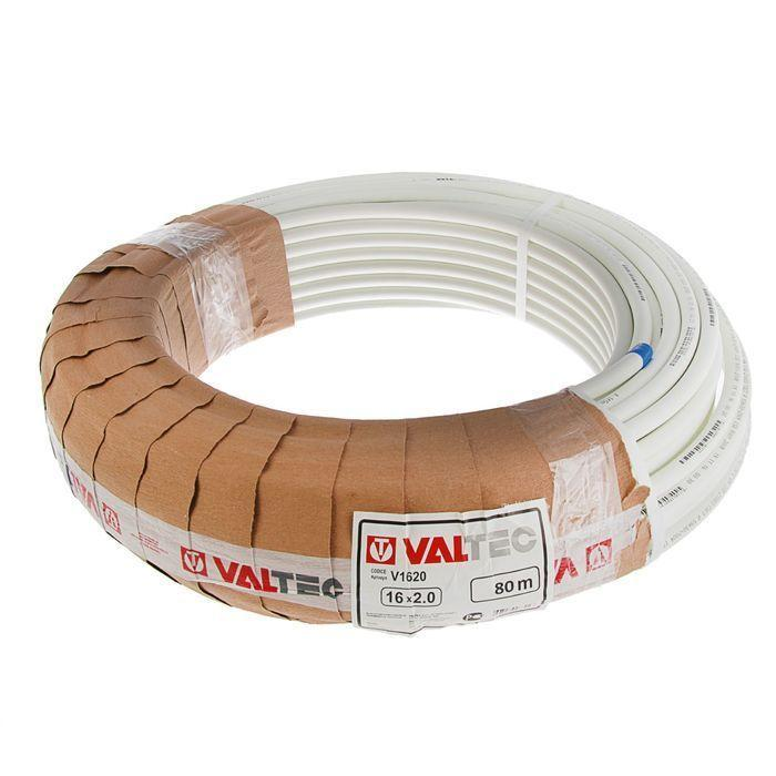 Металлопластиковая труба VALTEC  16Х2,0 ММ