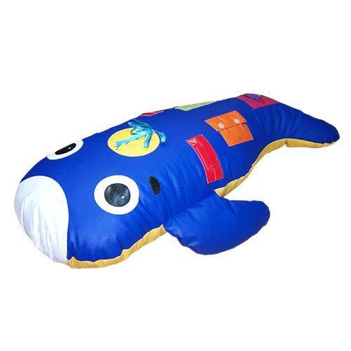 «Кит» игрушка напольная дидактическая