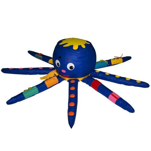 «Пуф Осьминожек» игрушка напольная дидактическая
