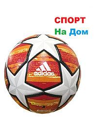 Футбольный мяч Adidas UEFA Champions League Madrid 2019 кожаный (размер 4) доставка