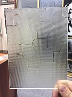 Узорчатое стекло- геометрия