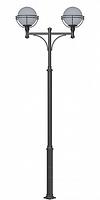 Опора садово-парковая модель DG-204-1,5