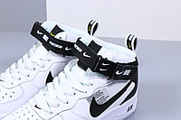 "Nike Air Force 1 Utility Mid ""White"" (36-45), фото 3"