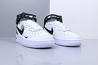 "Nike Air Force 1 Utility Mid ""White"" (36-45), фото 5"