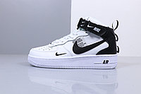 "Nike Air Force 1 Utility Mid ""White"" (36-45), фото 1"