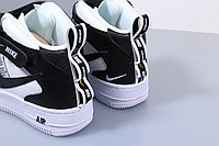 "Nike Air Force 1 Utility Mid ""White"" (36-45), фото 7"