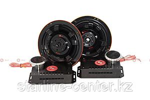 RedPower Комплект двухкомпонентной акустики премиум класса Redpower RP-016 16см / 6,5 дюйма