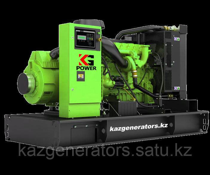 Дизельный генератор (электростанция) CUMMINS C550D5 400 кВт в открытом исполнении