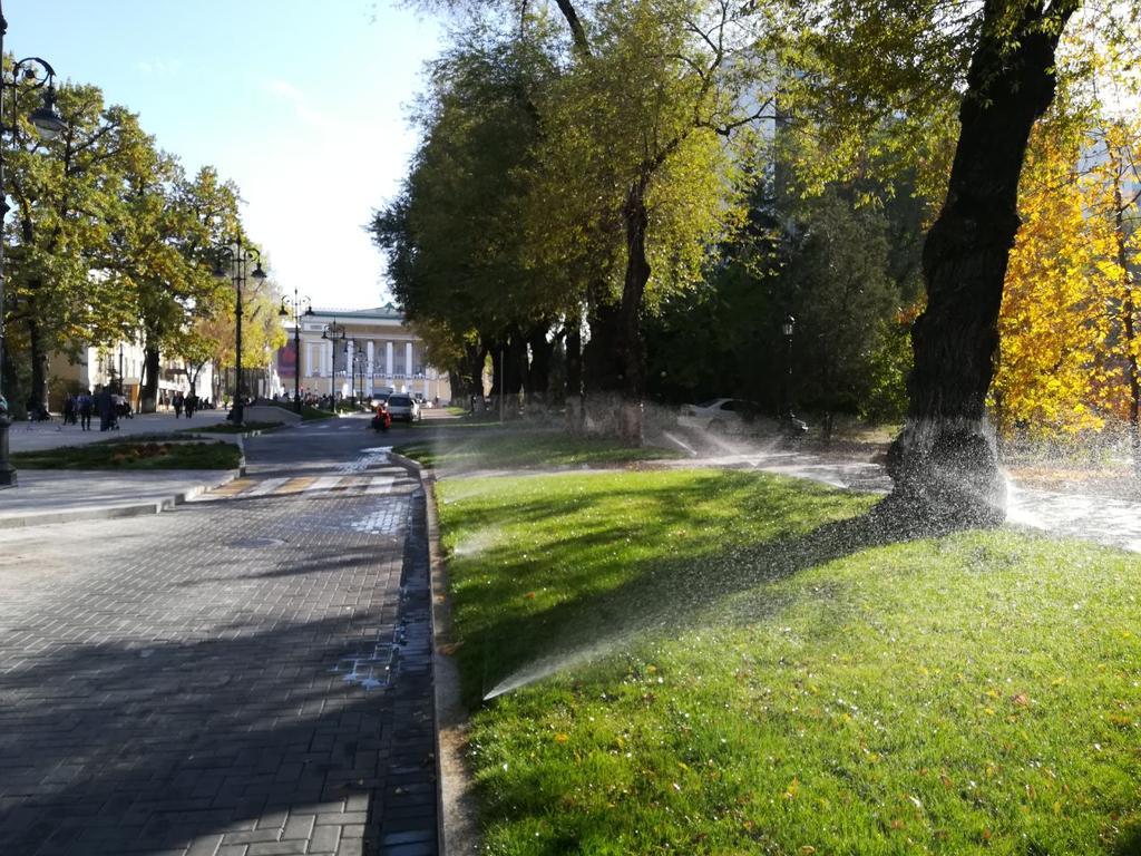 Пешеходная улица Панфилова