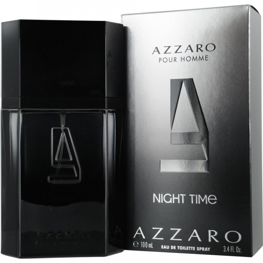 Azzaro Azzaro Night Time (Аззаро Найт Тайм) Пробник 1,5 ml (edt)