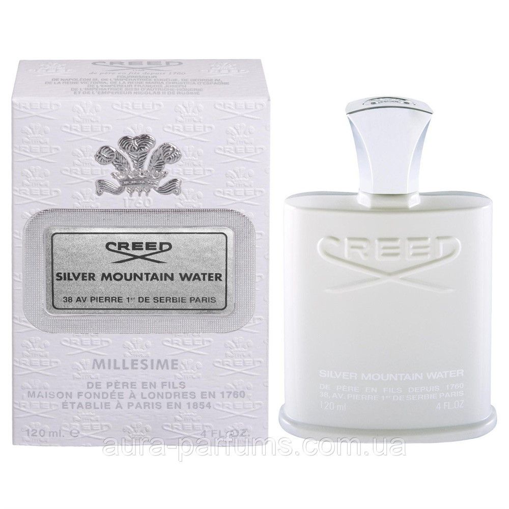 Creed Creed Silver Mountain Water Пробник 2,5 ml (edp)
