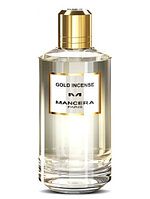 Mancera Mancera Gold Incense Тестер 120 ml (edp)