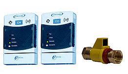 САКЗ-МК-  2 DN 25 НД ( оксид углерода+природный газ) Бытовая