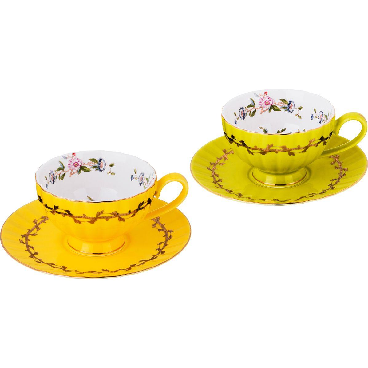 Чайный набор Lefard на 2 персоны
