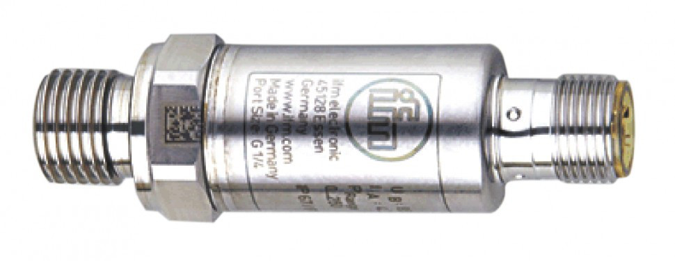 Датчики давления PT5415 ifm electronic Relative Pressure Sensor, 6bar Max Pressure Reading , 8.5 → 36 V dc, G1/4, IP67, IP69K