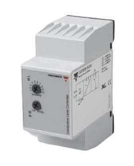 Датчики, переключатели уровня жидкости CLP2EA1CM24 Carlo Gavazzi Plug Mounting Conductive Level Controller, 24 Vac/dc Supply DPDT Relay Output