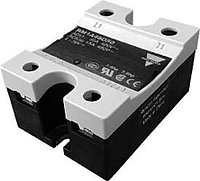 Твердотельные реле RM1A60A100 Carlo Gavazzi 100 A Solid State Relay, Zero Crossing, Panel Mount Varistor, 660 V ac Maximum Load