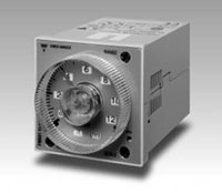 Реле с задержкой времени FMB01DW24 Carlo Gavazzi Multi Function Timer Relay, Plug In, 0.05 s → 300 h, DPDT, 4 Contacts, DPDT