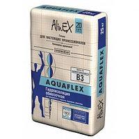 Гидроизоляционная цементная смесь AlinEX AQUAFLEX, 25кг