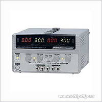 GPS-72303, Источник питания, 0-30V-3Ax2, 4хLED (Госреестр) (GPS-72303)