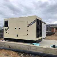 Дизельный генератор, резервный 32,8 кВт / 41 кВА (TMG POWER-TMGY-41)
