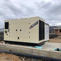 Дизельный генератор, резервный 61,6 кВт / 77 кВА (TMG POWER-TMGR-77)